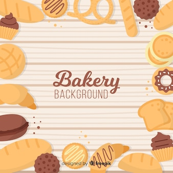 Fondo de panadería