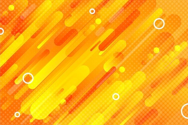 Fondo de pantalla abstracto con medios tonos