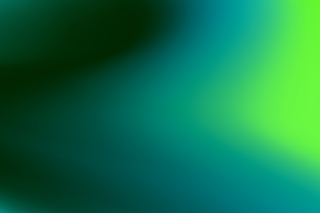 Fondo de pantalla degradado en tonos verdes