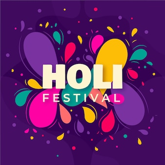 Fondo de pantalla del festival holi