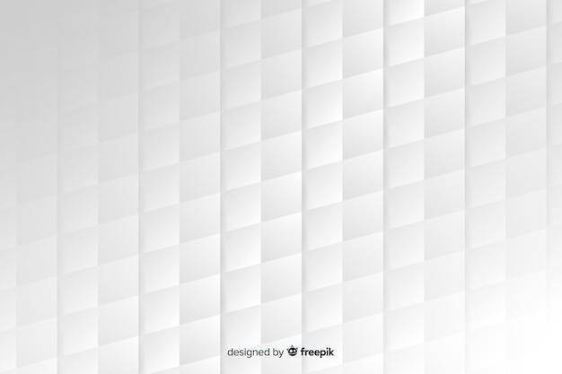 Fondo de papel estilo geométrico