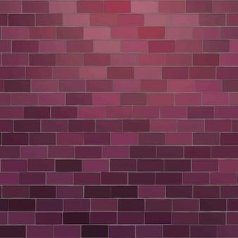 Fondo de pared de ladrillos