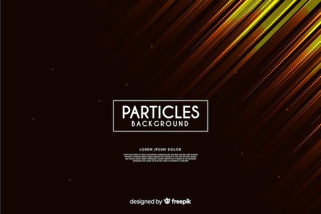 Fondo de partículas