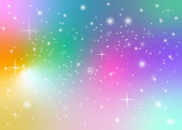 Fondo pastel arcoiris