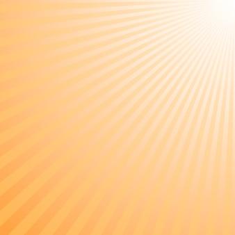 Fondo de patrón abstracto retro sunburst gradiente