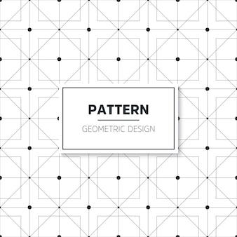 Fondo de patrón geométrico