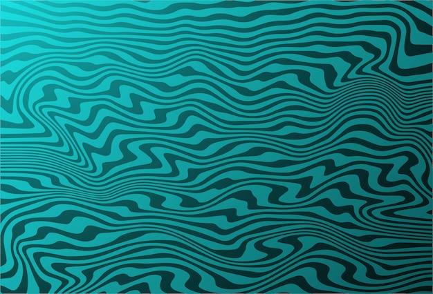 Fondo de patrón de onda diagonal zigzag abstracto