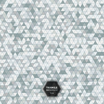 Fondo de patrón de triángulo colorido efecto óptico abstracto