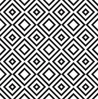 Fondo de patrones cuadrados