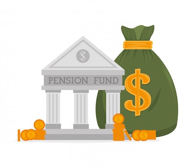 Fondo de pensiones de dinero