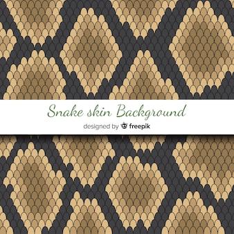 Fondo piel de serpiente