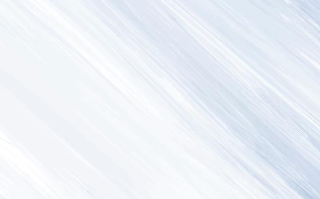 Fondo de pincel acrílico abstracto azul con textura de fondo