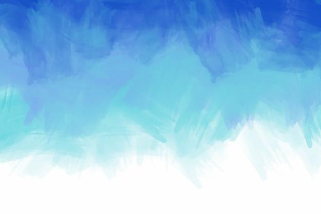 Fondo pintado a mano abstracto creativo