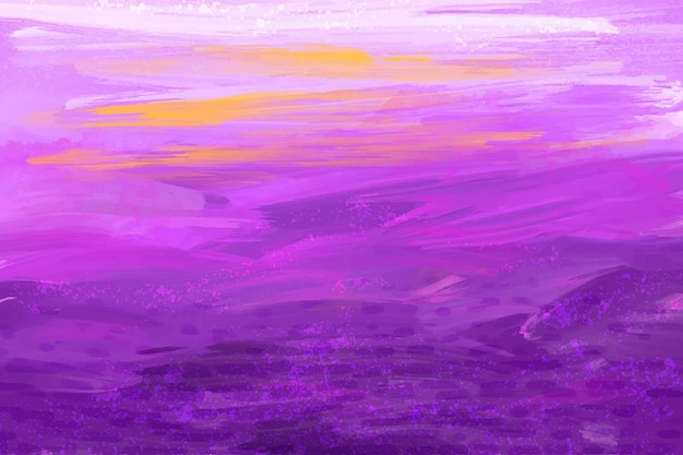 Fondo pintado a mano abstracto