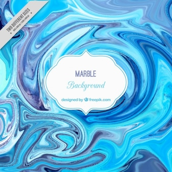 Fondo de pintura azul diluida