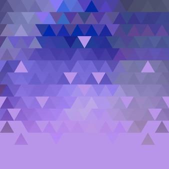 Fondo plano poligonal