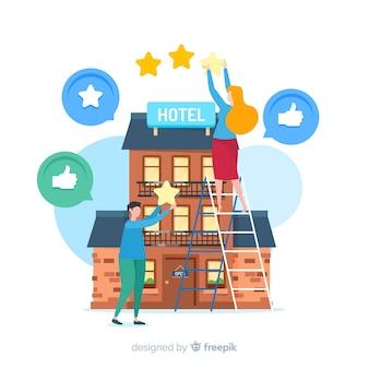 Fondo plano review hotel