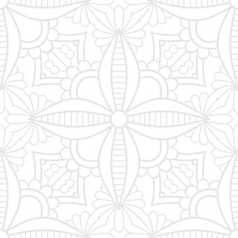 Fondo de plantilla simple marco redondo