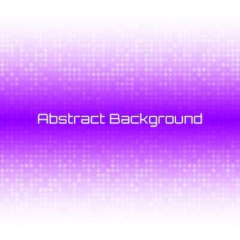 Fondo de portada de negocios de tecnología violeta brillante abstracto