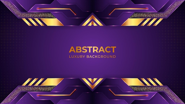Fondo púrpura de lujo abstracto, concepto de papel tapiz moderno