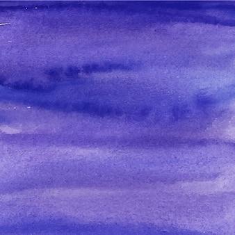 Fondo púrpura pintado a mano