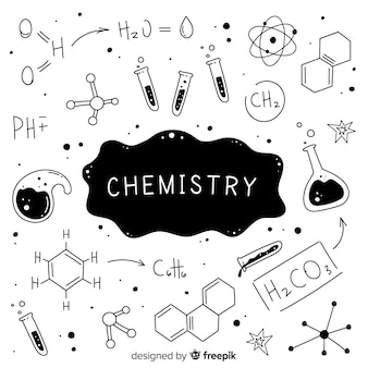 Quimica Analitica Dibujos Para Colorear