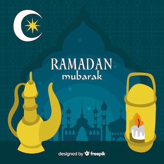 Fondo de ramadán