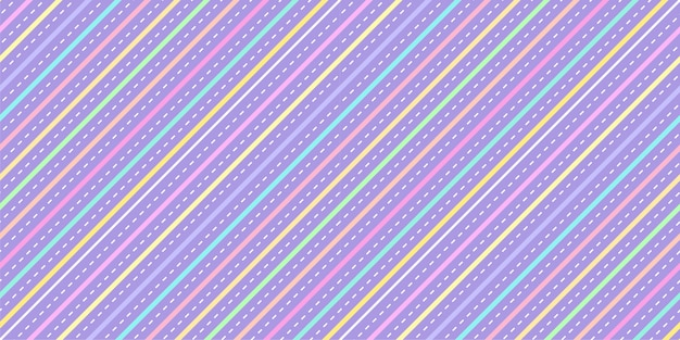 Fondo de rayas diagonales en colores pastel