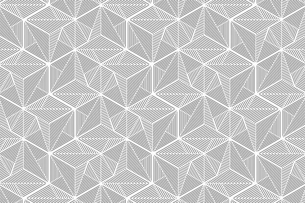 Fondo de rayas triángulo abstracto