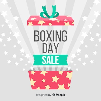 Fondo rebajas boxing day