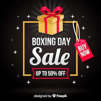 Fondo rebajas boxing day