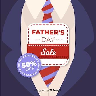 Fondo de rebajas del día del padre
