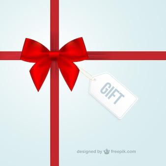 Fondo del regalo