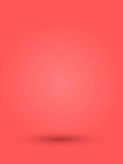 Fondo rojo abstracto con sombra. plantilla para el diseño