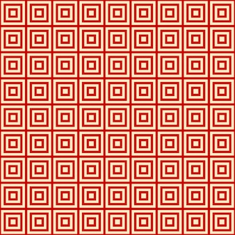 Fondo rojo sin fin este patrón