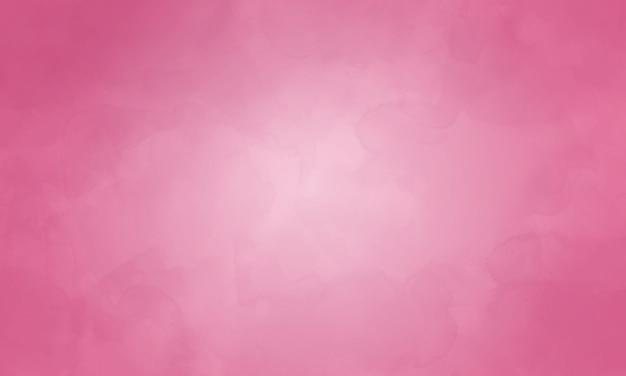 Fondo rosa abstracto con textura grunge acuarela.