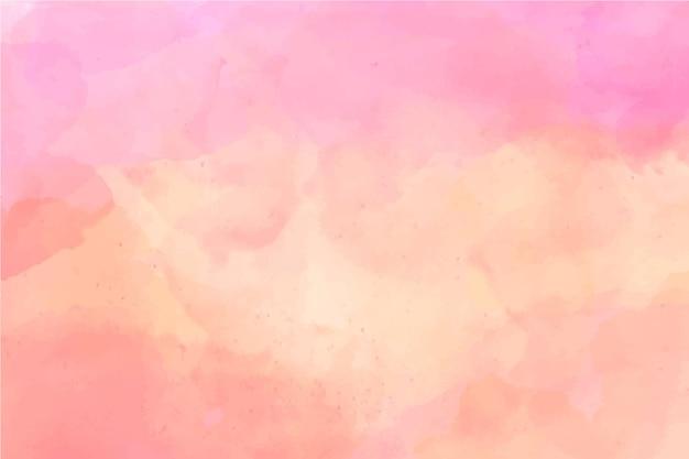 Fondo rosa acuarela abstracta