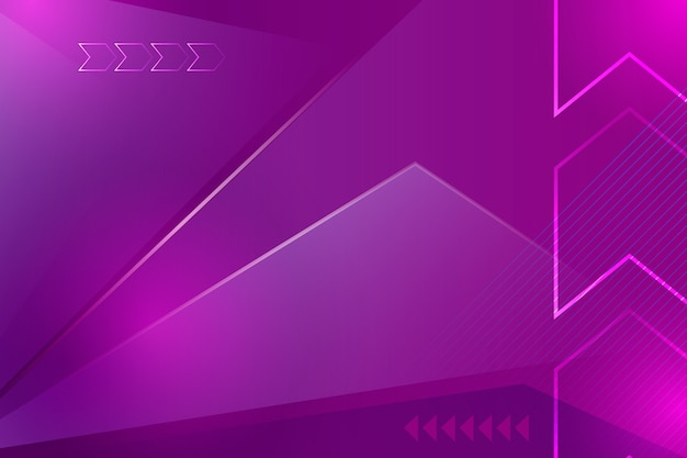 Fondo rosa futurista abstracto