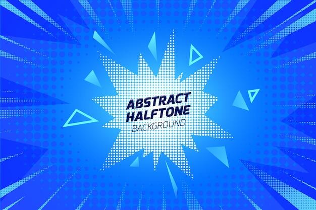 Fondo de semitono abstracto