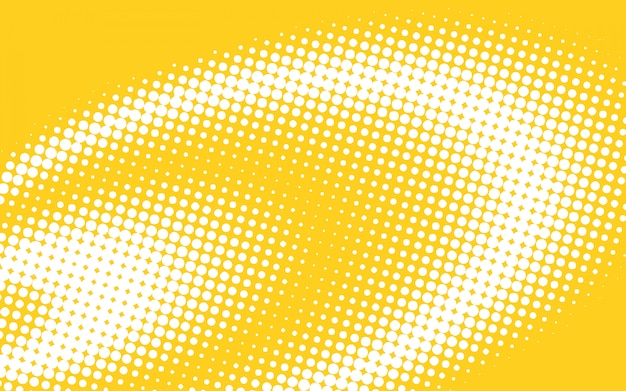 Fondo de semitono amarillo