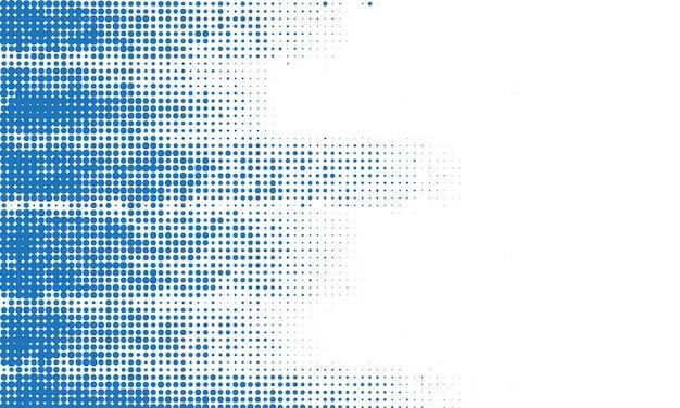 Fondo de semitono azul