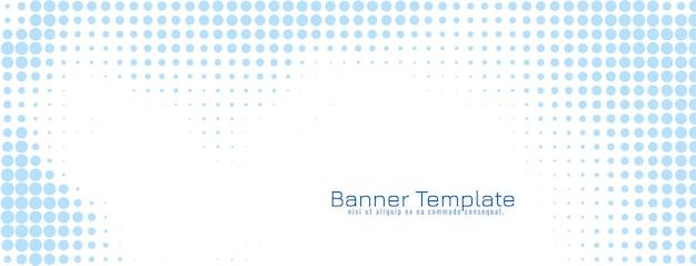 Fondo de semitono de color azul suave
