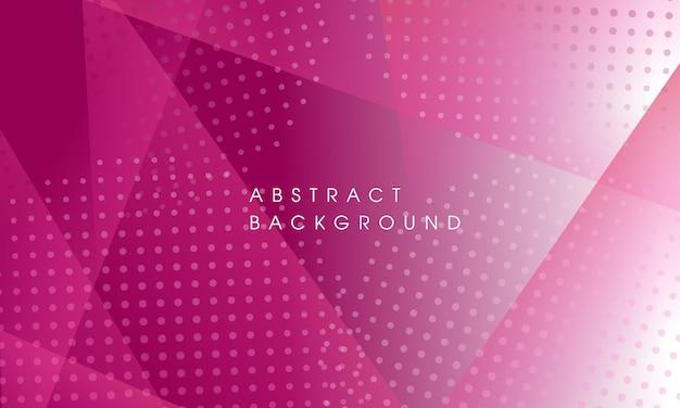 Fondo de semitono rosado abstracto moderno