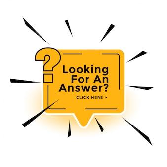 Fondo de signo de interrogación de ayuda y soporte web