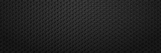 Fondo de superficie de patrón hexagonal en mal estado hoja geométrica poligonal