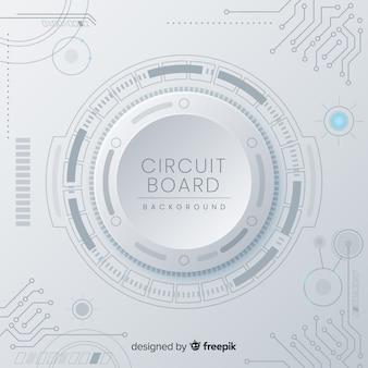 Fondo tabla circuitos realista