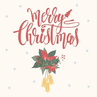 Fondo de tarjeta de feliz navidad. patrón de letras de navidad doodle. vector plantilla de tarjeta creativa original de navidad.