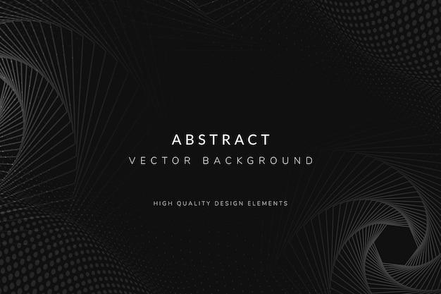 Fondo de tecnología abstracto oscuro