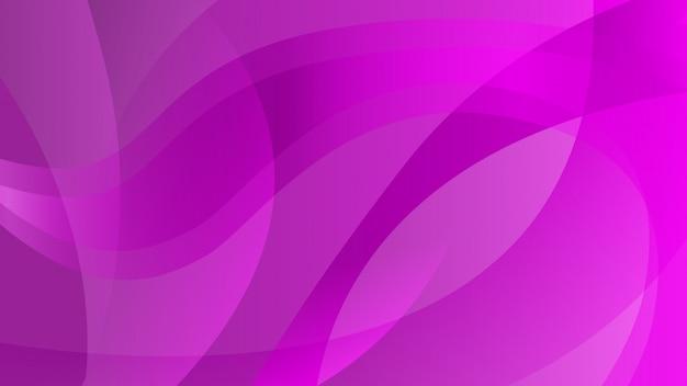 Fondo de tecnología de color púrpura abstracto