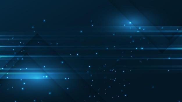 Fondo de tecnología concepto de comunicación de alta tecnología